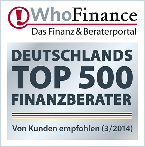 Profil der Finanzberatung Bierl auf www.whofinance.de